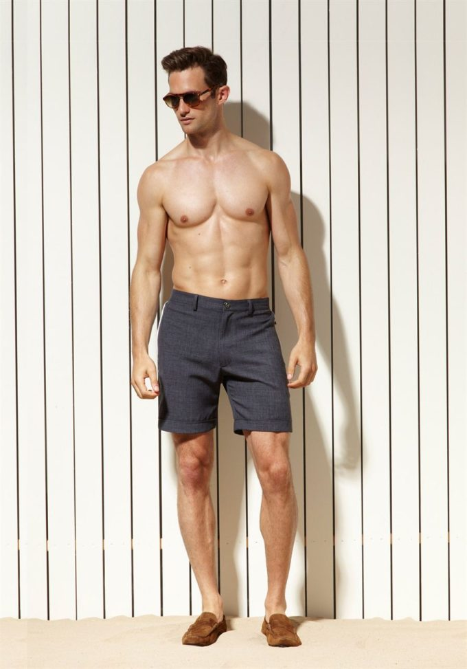 Rory Charcoal - KoMocean Mens Swims Shorts