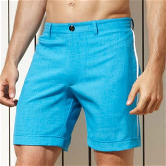 Rory Turquoise - KoMocean Mens Resort Wear