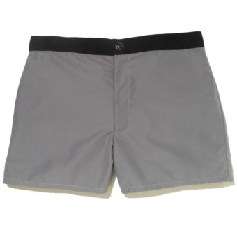 Revel Light Grey - KoMocean Men Swimwear