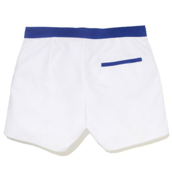 Revel White - KoMocean Mens Upscale Swimwear