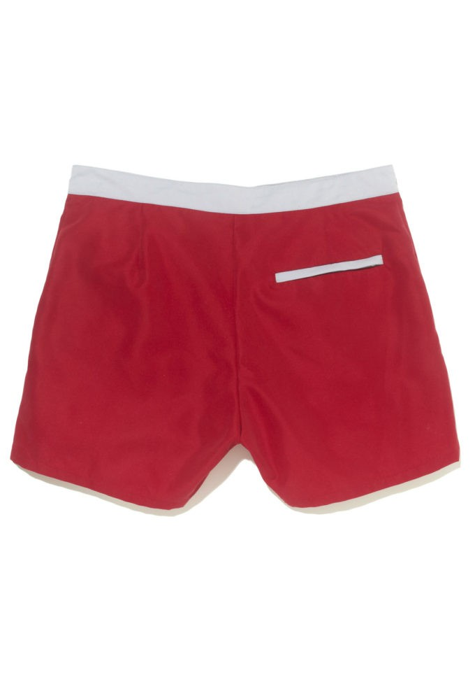 Revel Red - KoMocean Mens Swimwear