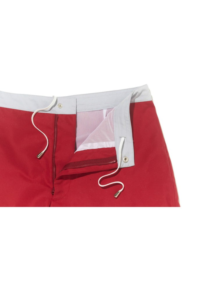 Revel Red - KoMocean Mens Beachwear