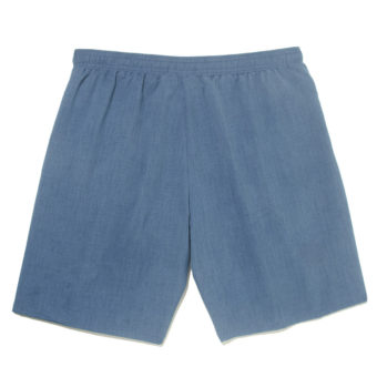 Roger Street Blue - KoMocean Mens Swim Shorts