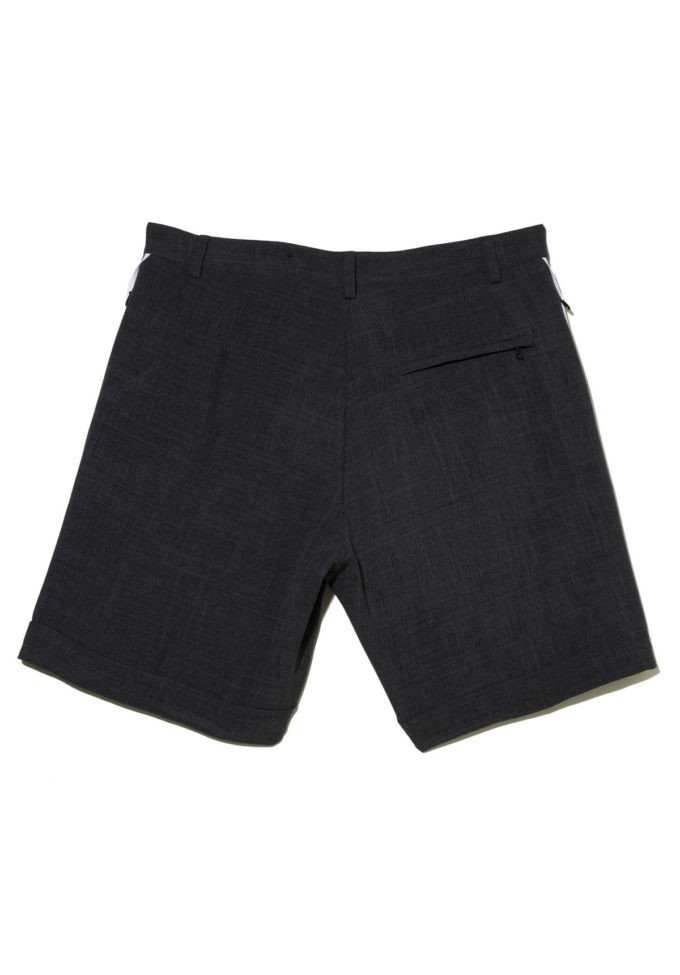 Rory Charcoal - KoMocean Mens Cruise Wear