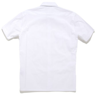 Aiden Button Down Shirt White - KoMocean Designer Resort Wear